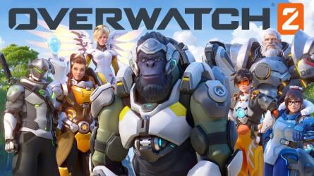 Новая презентация Overwatch 2