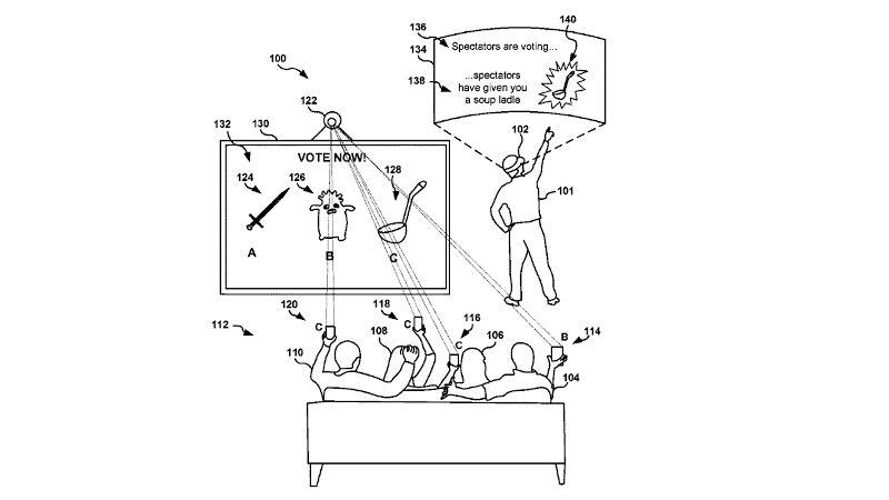 Совместная игра с VR-игроком