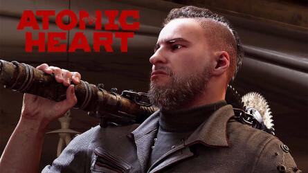 Трейлер фоторежима Atomic Heart