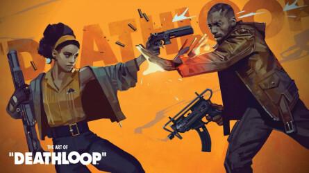4 минуты геймплея Deathloop для PS5 — Оружие