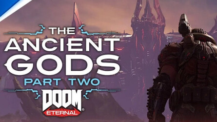 Тизер Doom Eternal: The Ancient Gods – Part Two
