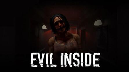 Хоррор Evil Inside скоро выходит на PS5 и PS4