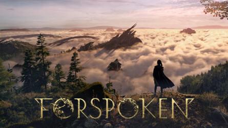 Forspoken — Новая игра для PS5 от Square Enix и создателей Final Fantasy XV