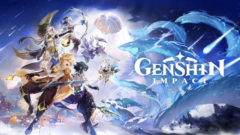 Genshin Impact готовится к выходу на PlayStation 5