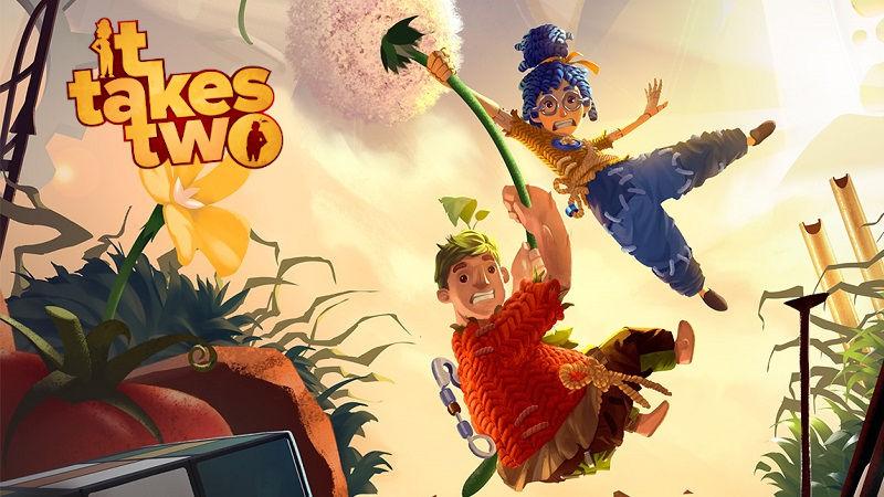 Кооперативное приключение It Takes Two вышло на PS5 и PS4 — Трейлер к выходу