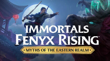 Вышло второе сюжетное дополнение «Мифы Восточных земель» для Immortals Fenyx Rising