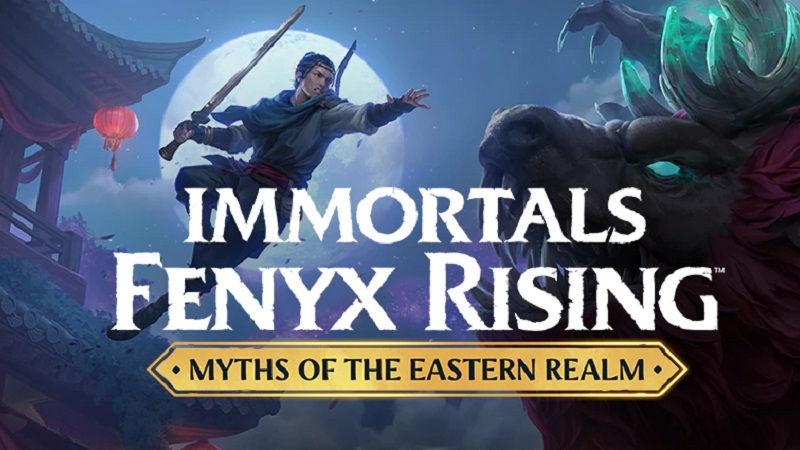 Вышло второе сюжетное дополнение «Мифы Восточных земель» для Immortals Fenyx Rising