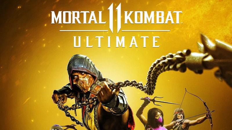 Предложение недели в PS Store — Скидка 50% на Mortal Kombat 11 Ultimate для PS4 и PS5