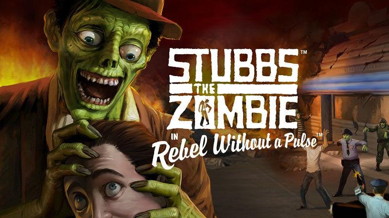 Трейлер к выходу Stubbs the Zombie in Rebel without a Pulse на PS4 и PS5