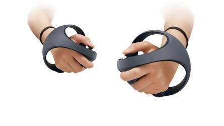 VR-контроллер нового поколения виртуальной реальности для PS5