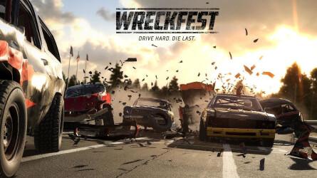 Гоночная аркада Wreckfest готовится к выходу на PlayStation 5
