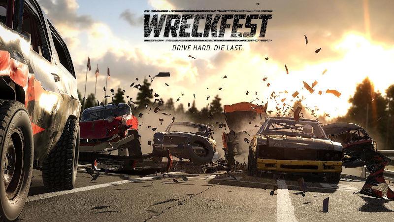 Релизный трейлер к выходу Wreckfest на PlayStation 5