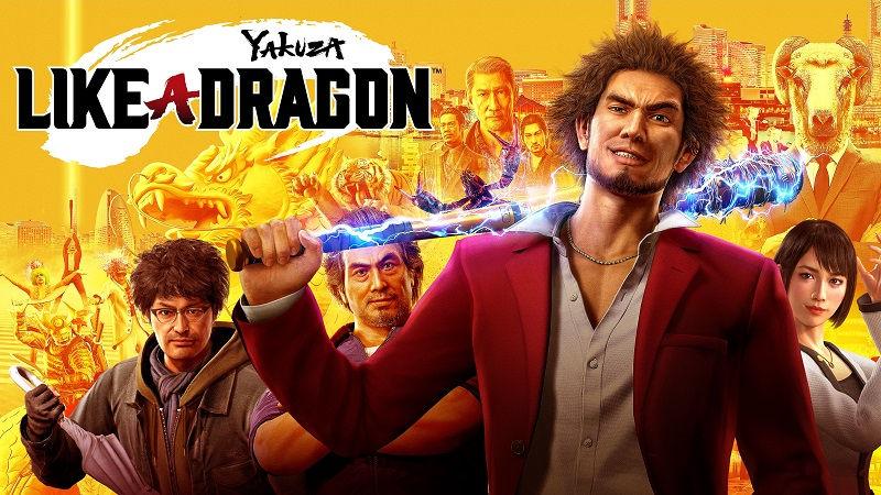 Трейлер к выходу Yakuza: Like a Dragon на PS5