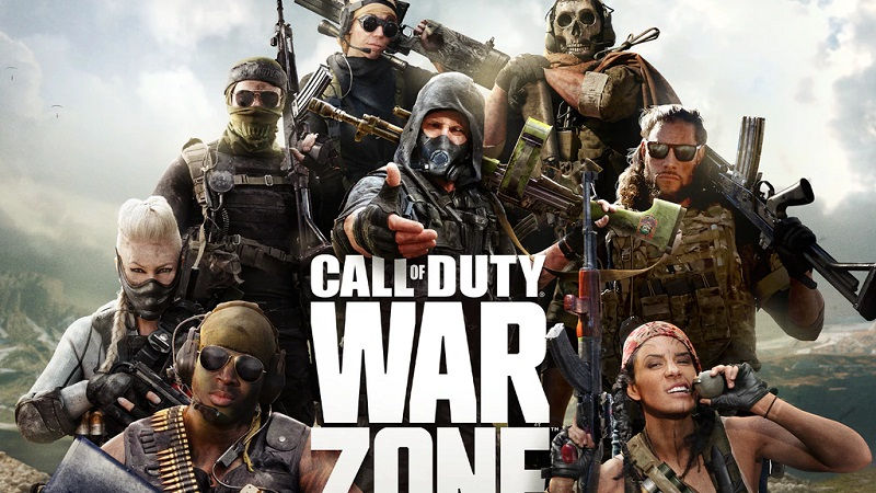В Call of Duty: Warzone пришли 80-е