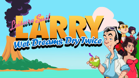 Leisure Suit Larry — Wet Dreams Dry Twice готовится к выходу на PlayStation 4