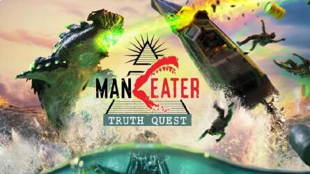 Maneater скоро получит дополнение «Квест правды»