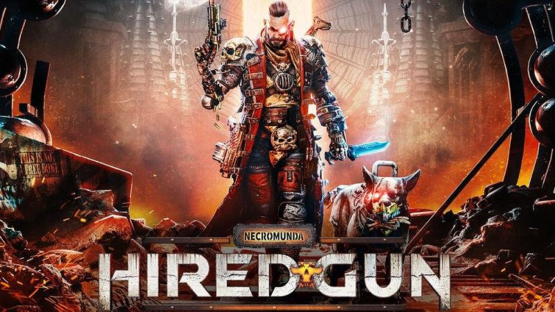 Necromunda: Hired Gun — Остросюжетный научно-фантастический шутер во вселенной Warhammer 40 000