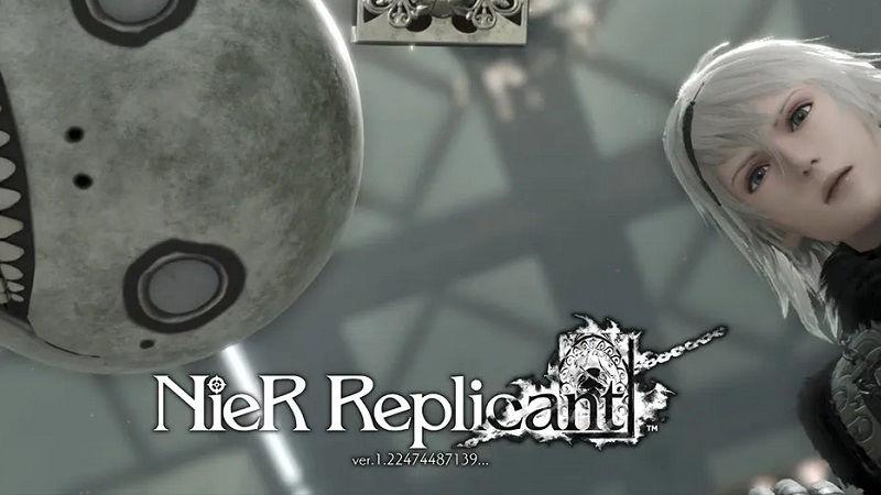 Хвалебный трейлер к выходу NieR Replicant ver.1.22474487139… на PS4