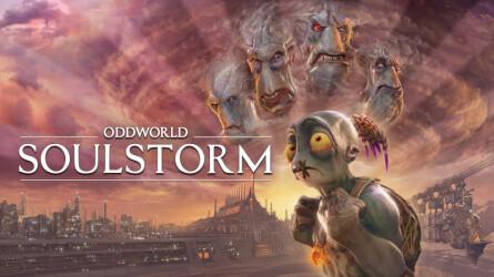 Oddworld: Soulstorm вышел и доступен бесплатно для подписчиков PS Plus на PS5