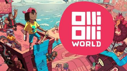 OlliOlli возвращается! Анонсирована OlliOlli World для PS4 и PS5