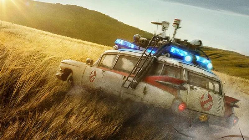 Тизер фильма «Охотники за привидениями: Наследники» от Sony Pictures