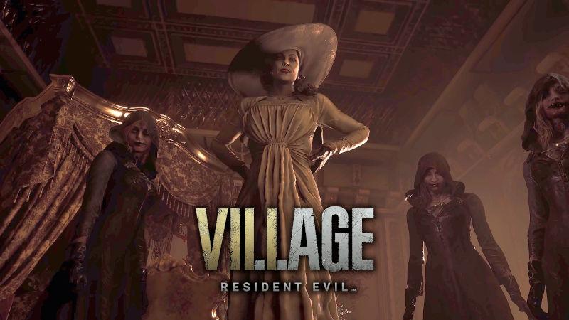 Трейлер второй части демо-версии Resident Evil Village — Замок