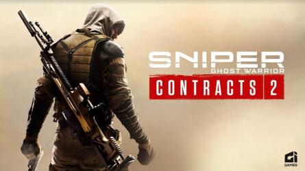 3-минутный геймплейный трейлер Sniper Ghost Warrior Contracts 2