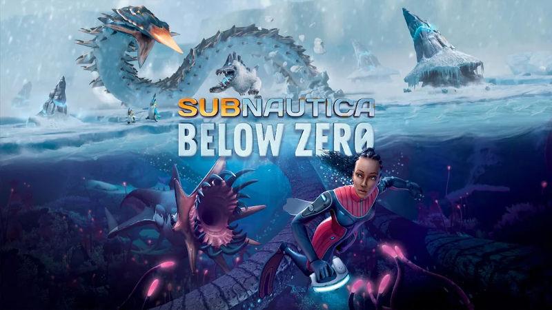 Геймплейный трейлер Subnautica: Below Zero для PS5 и PS4