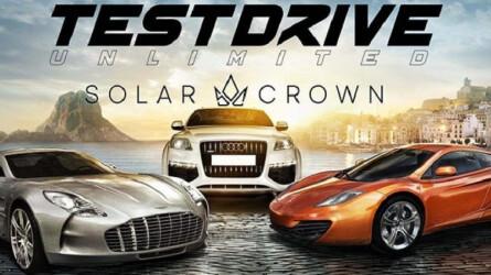 Респектабельные авто в новом трейлере Test Drive Unlimited Solar Crown
