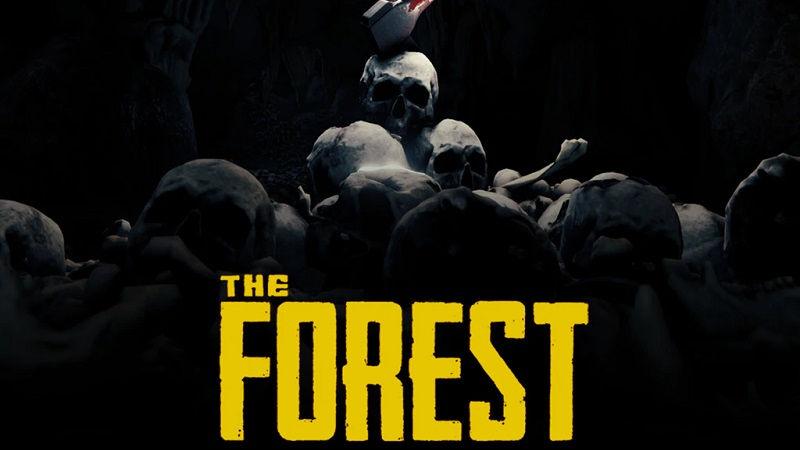 Предложение недели в PS Store — Скидка 60% на The Forest для PS4