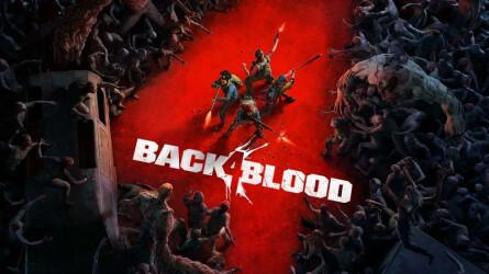Сюжетный трейлер кооперативного зомби-шутера Back 4 Blood