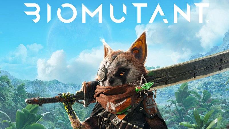 Релизный трейлер к выходу экшена в открытом мире Biomutant на PS4