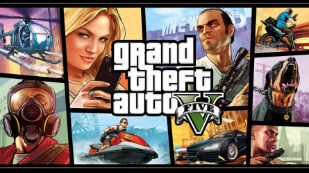 Grand Theft Auto V выходит на PlayStation 5 в ноябре