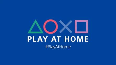Play at Home 2021: Контент для условно-бесплатных игр