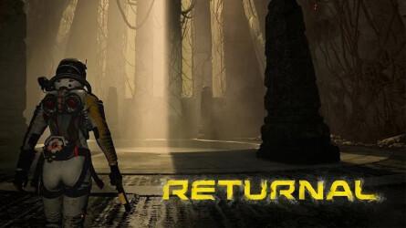 Хвалебный трейлер экшен-рогалика Returnal для PS5