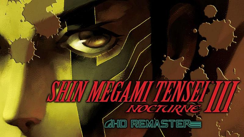 Релизный трейлер к выходу ролевой игры Shin Megami Tensei III Nocturne HD Remaster на PS4