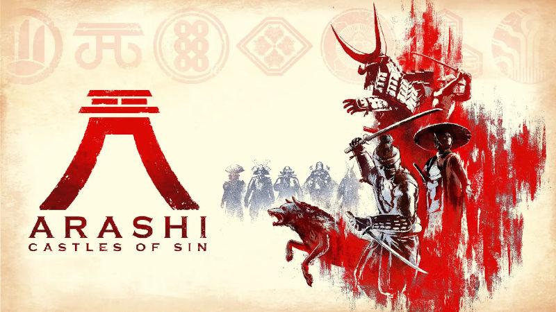 Arashi: Castles of Sin — Стелс-экшен песочница про ниндзя для PS VR