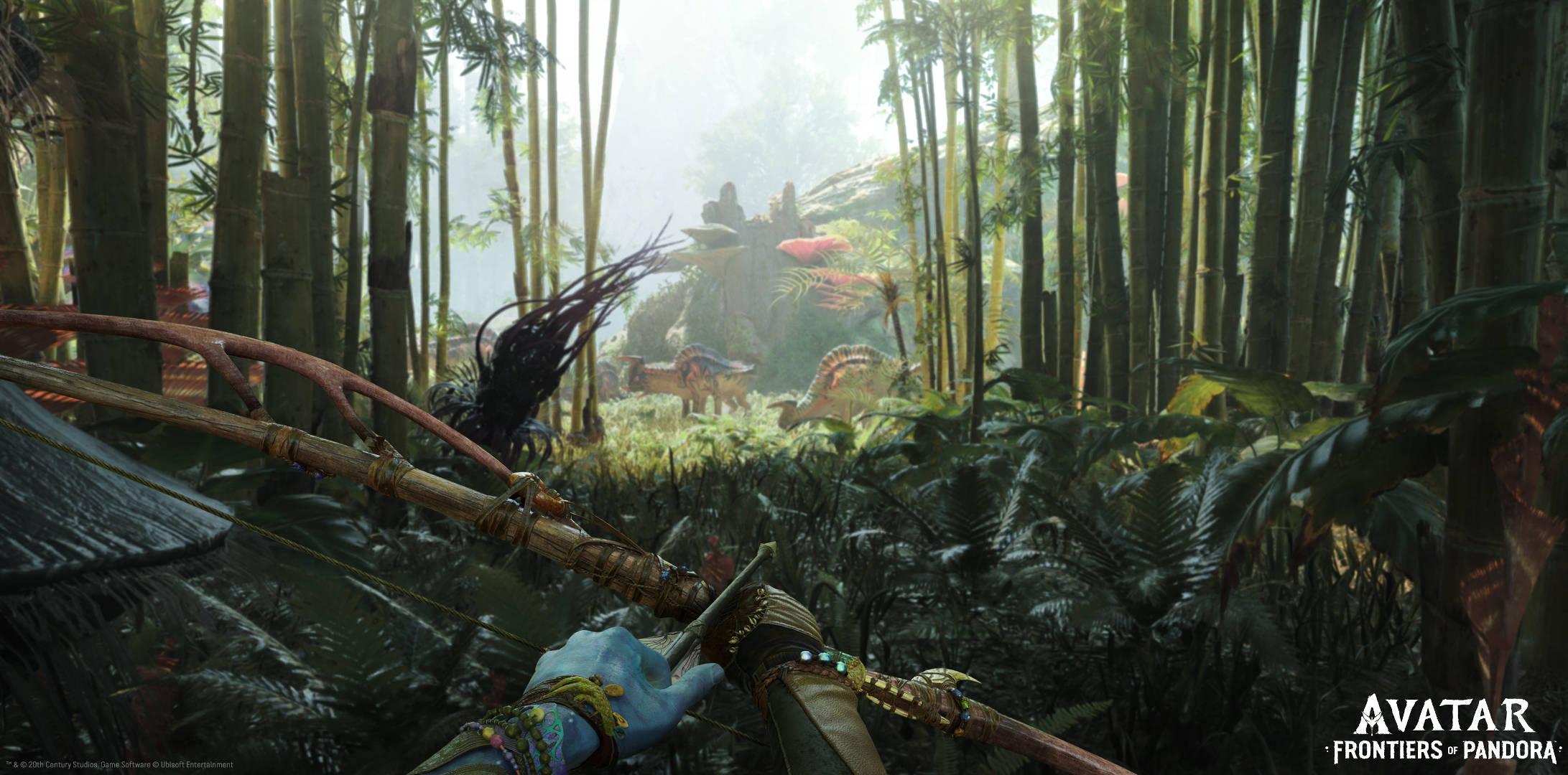 Скриншоты Avatar: Frontiers of Pandora