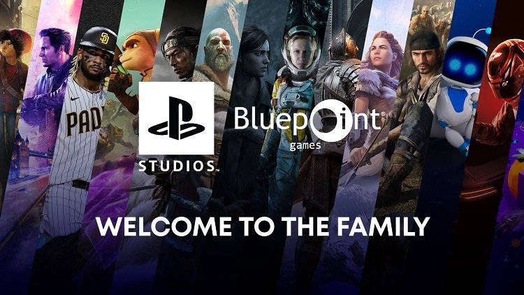 Bluepoint Games Playstation Studios