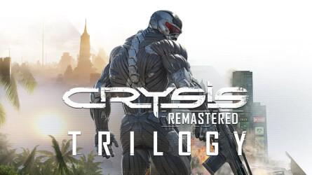 Crytek сравнили графику Crysis Remastered Trilogy с оригиналами