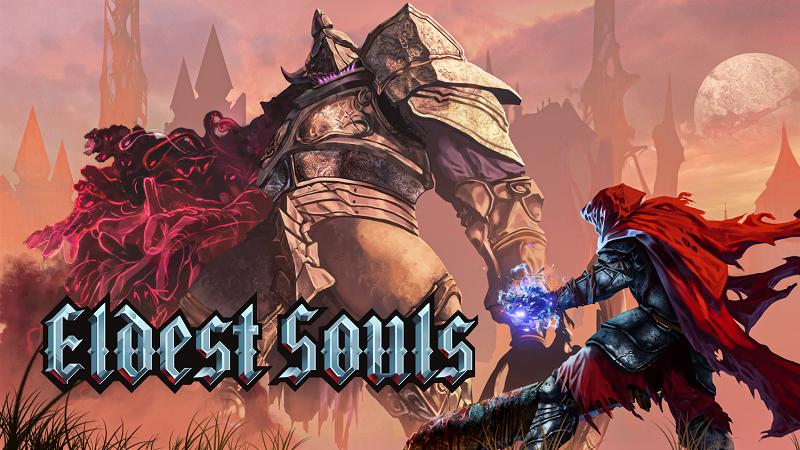Трейлер и дата выхода Eldest Souls на PS4 и PS5