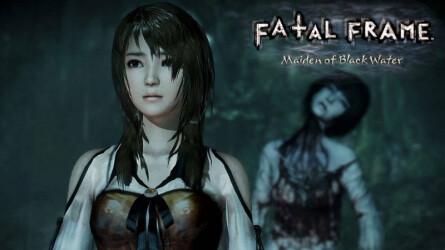 Дебютный трейлер обновленной версии хоррора Fatal Frame: Maiden of Black Water для PS4 и PS5