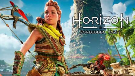 Horizon Forbidden West выйдет на PS4 и PS5 в первом квартале 2022 года