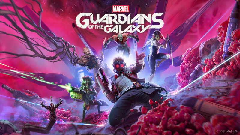 Дневники разработчиков Marvel's Guardians of the Galaxy — Дизайн персонажей