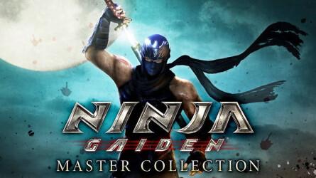 Релизный трейлер к выходу Ninja Gaiden: Master Collection на PS4