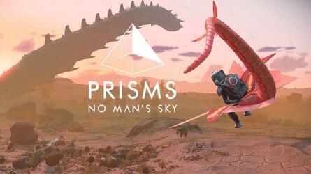 Космическое приключение No Man's Sky получило бесплатное дополнение Prisms