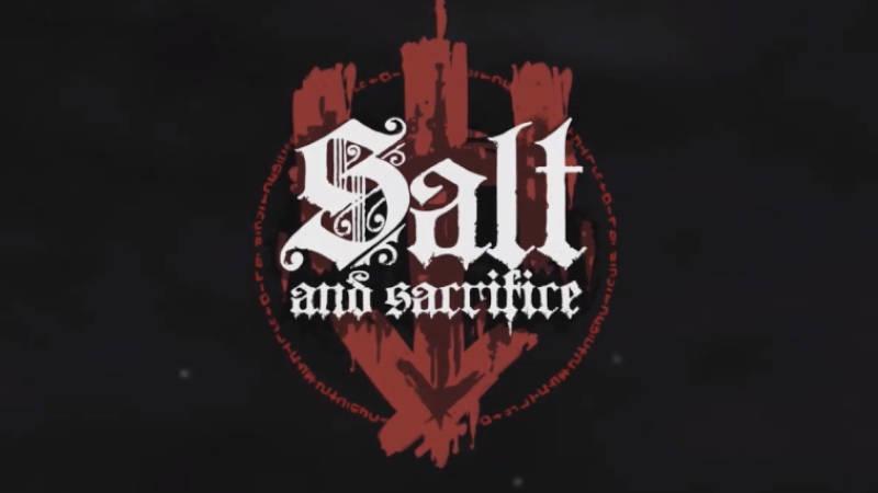 Salt and Sacrifice — Новая игра для PS4 и PS5 от авторов Salt and Sanctuary