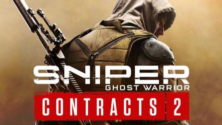 Релизный трейлер к выходу Sniper Ghost Warrior Contracts 2