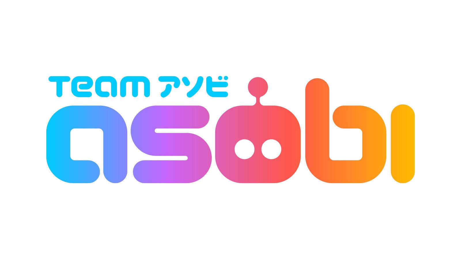 Логотип Team Asobi