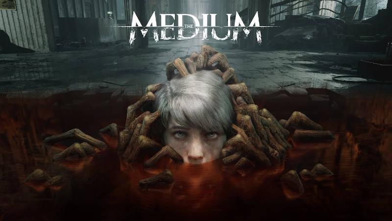 Релизный трейлер к выходу высоко оцененного психологического хоррора The Medium на PS5